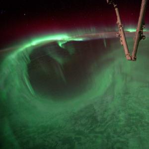 Credit: Steve Swanson/ISS